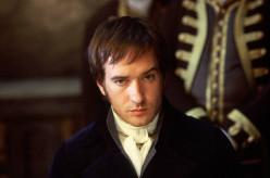 Mathew Macfadyen as MrDarcy. From the 2005 film version.