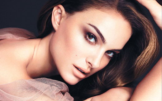 and (9) Natalie Portman, Award Winning actress.