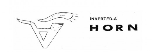 The Inverted-A Horn Masthead