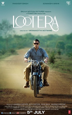 First Look Poster of Lootera