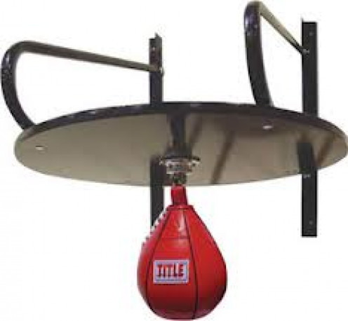 The Speedbag helps with timing, speed and hand to eye coordination.