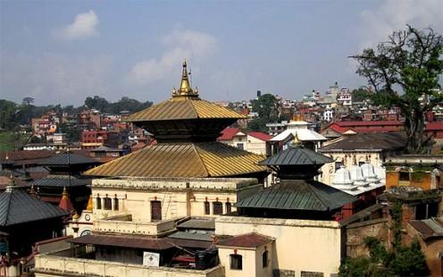 Pasupati Temple, Nepal