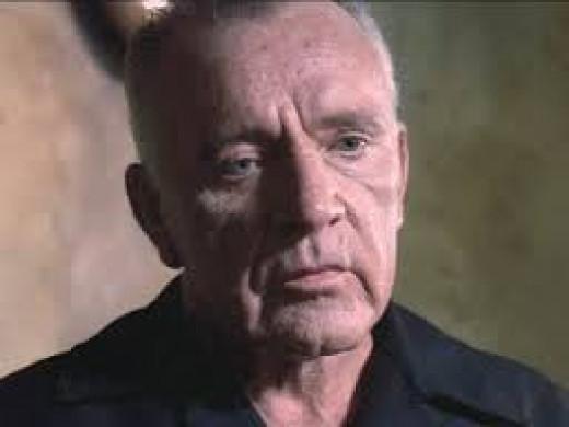 Richard Burton as O'Brien