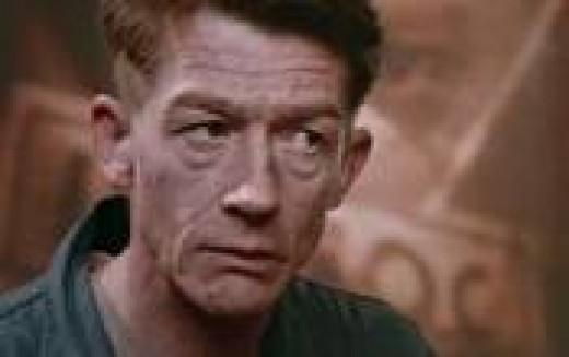 John Hurt as Winston Smith