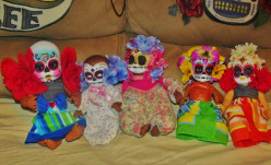 How To Make Sugar Skull Dolls