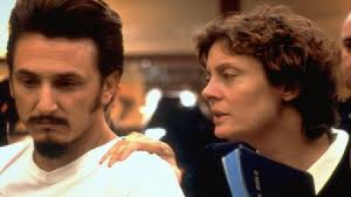Sean Penn and Susan Sarandon star in Dead Man Walking which is dramatic to say the least.