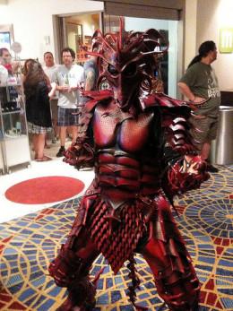 Elkman / Foter.com / CC BY-SA Leather dragon (2010)