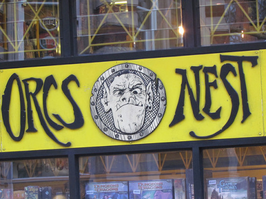Orcs Nest