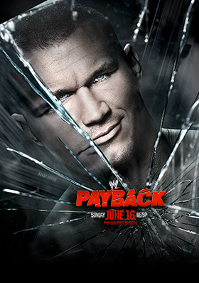 WWE Payback Poster