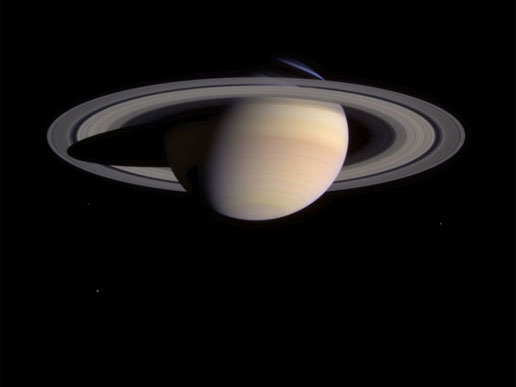 The planet Saturn is famous for it's rings