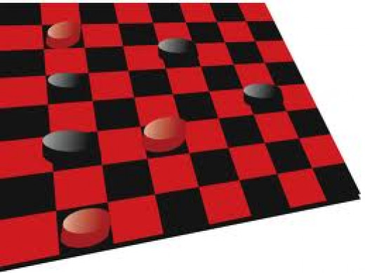 Checkers has been around in different forms for over hundred years but standardized Checkers with rules hit the market in 1951.