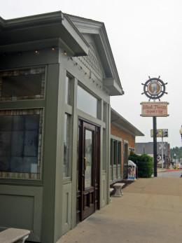 The Mark Twain Diner