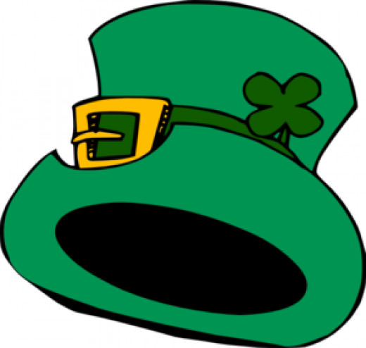 What do Leprechaun wear?