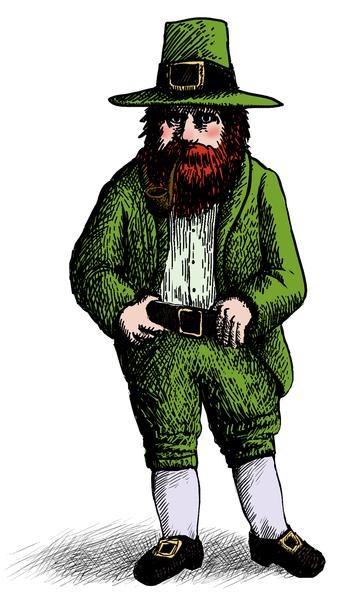 Leprechaun Lore is a rich source of inspiration