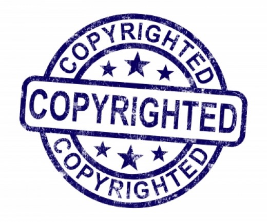 Copyright or register your articles