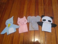 Finger Puppet Crafts