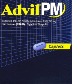 Advil PM for Sleep: Are you taking Advil PM to fall asleep?
