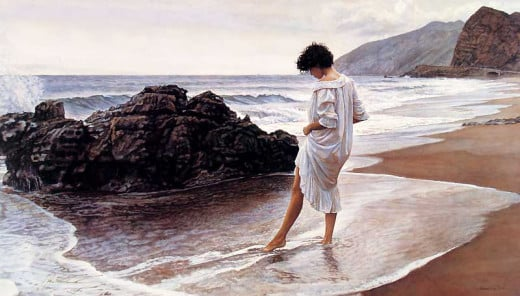Art by Steve Hanks
