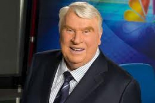 John Madden was a great player, coach and commentator in the NFL. He was a great NFL coach for the Raiders but he is best known for being a commentator at Sunday football games and for being the name of the most famous football video game ever made.
