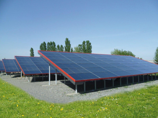 Solar Power - Use of renewable sources of energy like solar power is on the rise