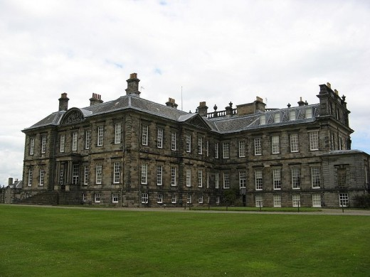 Hopetoun Hall, South Queensferry, has a long history of ghosts.