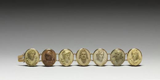 Italian Planetary bracelet