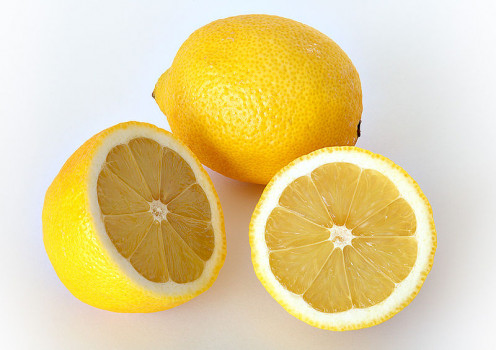 A tablespoon of lemon juice cures hiccups