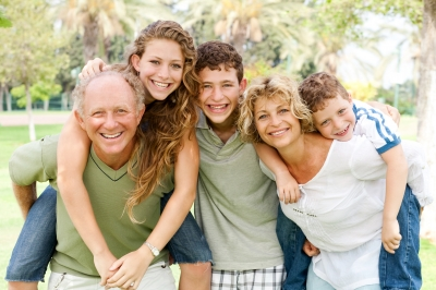 Leisure time needs to be balanced between ourselves as couples, and with our children and grandchildren.