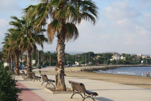 L'Ampolla, Spain - Beach Prominade