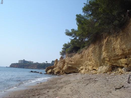 Cap Roig, L'Ampolla, Spain