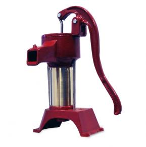 Heller Aller pitcher water well pumps are still being made as they were in the 1800s