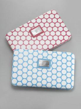 NY&Co. Hardcase Dot Print wallet