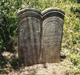 Collecting gravestones may be morbid, but it's also very useful.