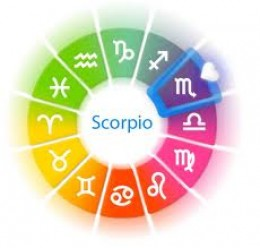 Scorpio rules the 8th house of death and money of the partner, insurance policies and deeds.