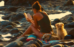 Do you dream of reading a book on a remote beach and enjoying your solitude? You may be an introvert!