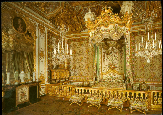Queen's Bedroom