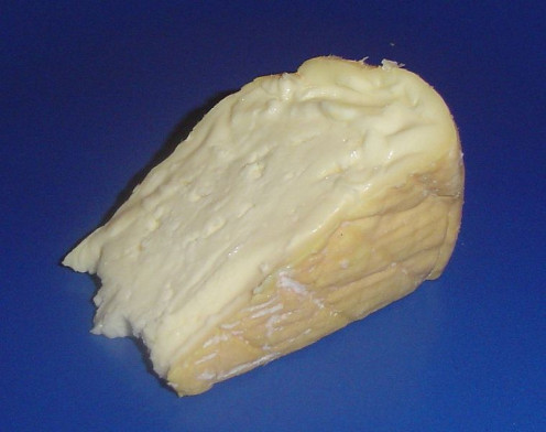 Munster Cheese made in France