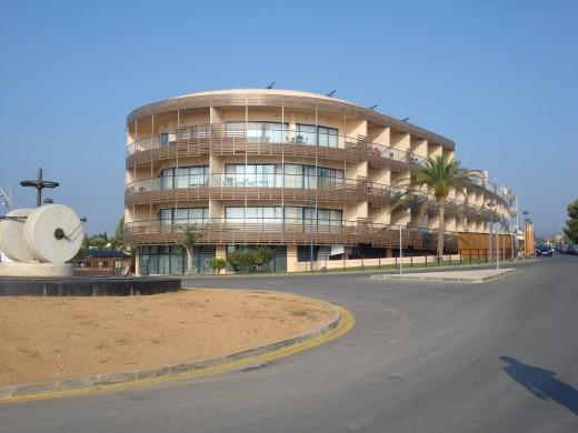 Les Oliveres Hotel Spa Resort, El Perello, Spain