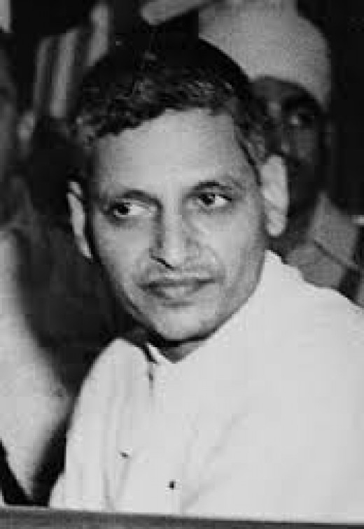 Nathu Ram Vinayak Godse