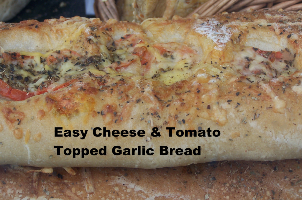 how to make homemade garlic bread from scratch
