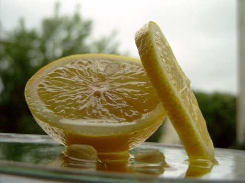 pimples hate lemon and soon disappear.