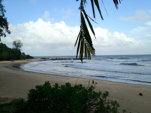 Tanjong Jara Private Beach