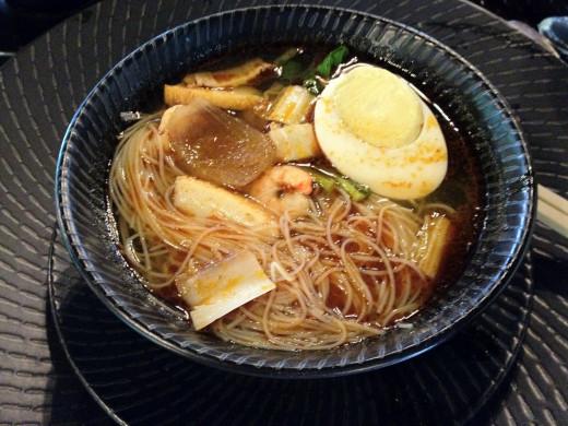 Tomyam Meehoon Soup