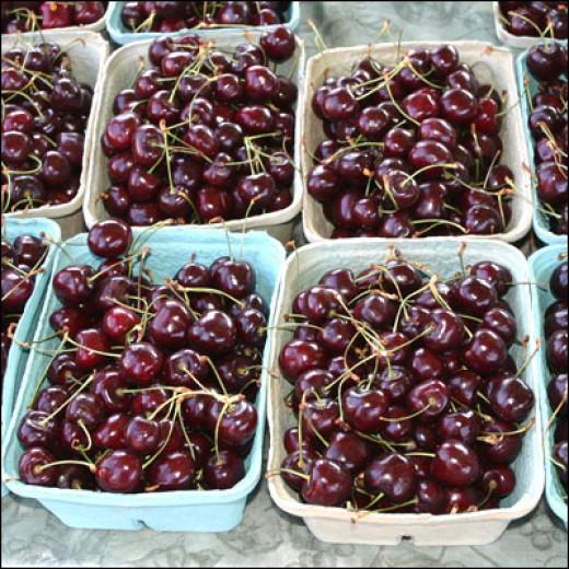 Shopping for cherries?