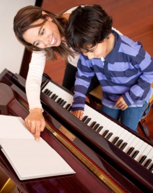 Teaching music can be the most rewarding profession