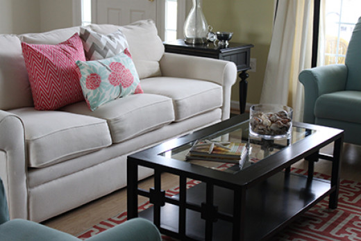 Professionally-staged rooms can make a lasting impression on prospective Buyers