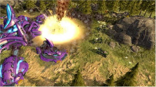 Halo Wars sold over one million copies worldwide.