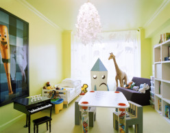 How to Decorate A Kid's Playroom On A Budget