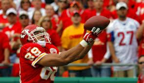 Tony Gonzales is a legendary tight end who earned record making stats with the K.C. Chiefs.