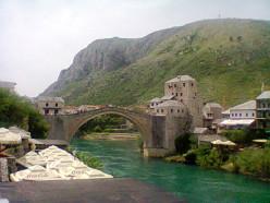 A Trip To Bosnia-Herzegovina-Mostar